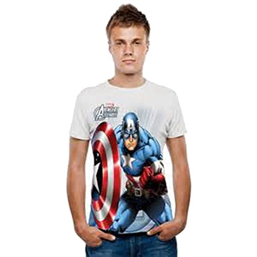 Morphsuits Captain America Shirt - America Morphsuit
