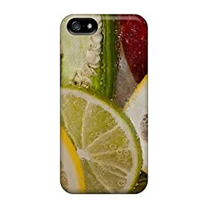 AWU DIYCase Cover Lt Fruit/ Fashionable Case For Iphone 5/5s