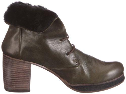 Women's Grün Boots 0061 Green MAOMAO nxAH7qB6H