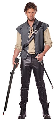 Fancy Renaissance Man Captain John Smith Adult Costume (John Smith Costumes)