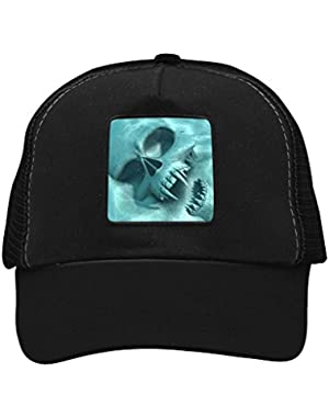 Unisex Sea Skull Death's Head Adjustable Classic Hiphop Hat Baseball Cap Snapback Dad Hat