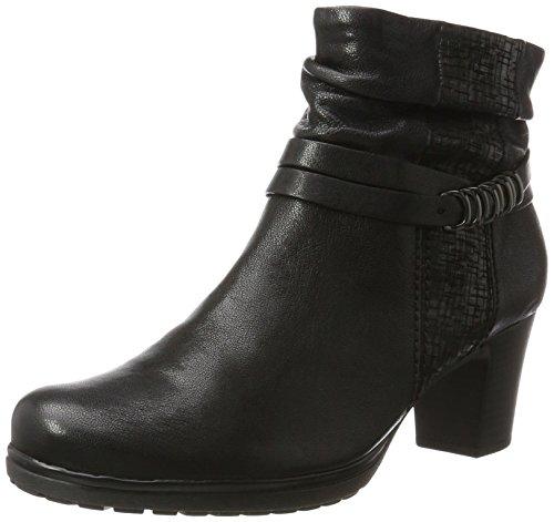 Gabor Shoes Comfort Fashion 52.984.57, Botines para Mujer Negro (Schwarz micro)