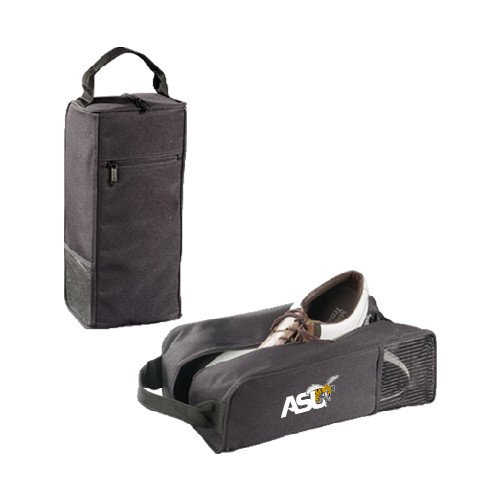 CollegeFanGear Alabama State Northwest Golf Shoe Bag 'Official Logo' by CollegeFanGear