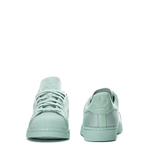 Adidas SUPERSTAR TRIPLE mens fashion-sneakers BB3693_9.5 - green / vapour green