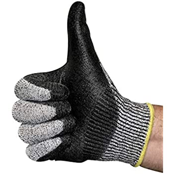 Palm Dipped Nitrile Coated Seamless Knit Work Gloves Ppe