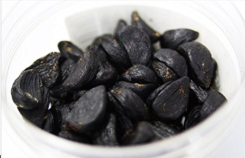 Joy Natural Fermented Black Garlic Peeled Cloves, Packed in transparent plastic tub with a lid, Fermented and Packed in Korea, 150 g by Joy Natural (Image #4)