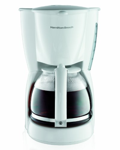 coffee maker white hamilton beach - 2