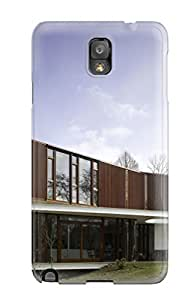 Galaxy Case - Tpu Case Protective For Galaxy Note 3- Luxury House In The World