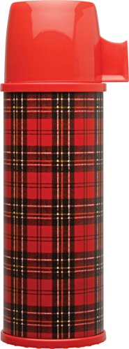 Retro Thermos (Aladdin Heritage Vacuum Bottle 24oz, Plaid)
