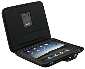 iHome iDM69B iPad Case with Built-In Rechargeable Stereo Speakers (Black)