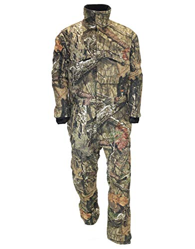 Walls Boys' Big Camo Insulated Coverall, Mossy Oak Country X-Large