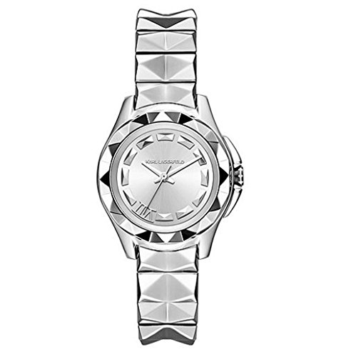 karl-lagerfeld-kl1025-stainless-steel-pyramid-stud-bracelet-ladies-watch