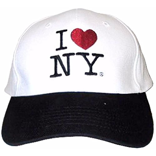 CityDreamShop Selection Of New York City Hats and Caps (I Heart NY)