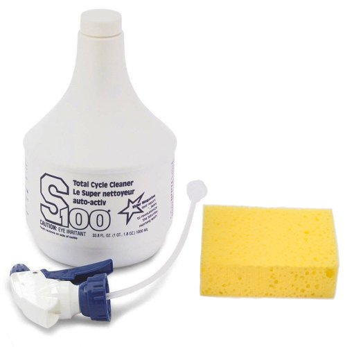 S100 12001B Total Cycle Cleaner Bottle