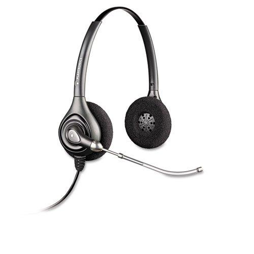 PLNHW261 - Plantronics SupraPlus HW261 Wideband Binaural Headset