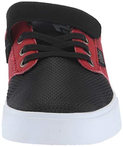 Etnies Shoe Jameson Black Kids Shoes Kids Skate 2 Unisex Red V rP8rI