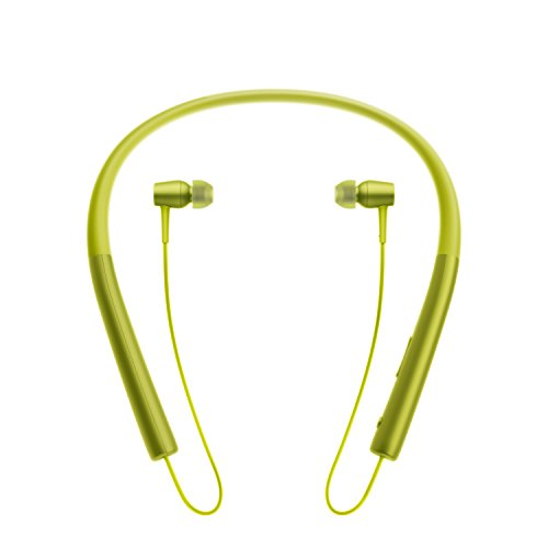 Sony H.ear in Wireless Headphone, Yellow (MDREX750BT/Y)