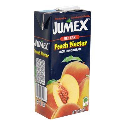 Jumex Peach Nectar - Jumex Peach 33.8-Ounce (Pack of 12)