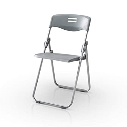 Amazon.com : DJDL Folding Chair Conference Chair Office ...