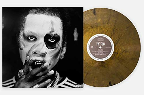 Denzel Curry TA1300 Metallic Marble Vinyl