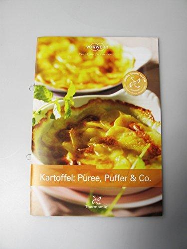 """Vorwerk Thermomix TM31 Recetas """"patatas: Puré, búfer & Co Koch Cuaderno"""