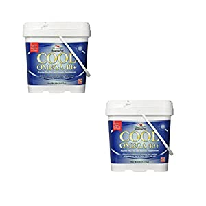 Manna Pro Start to Finish Cool Omega 40 Plus, 8 lb 2