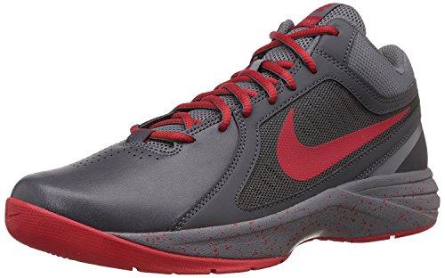 5 m 42 Grey Nbk Uk Overplay Nike The Grey Viii Dark Mens 8 cool Eu Red D university qx4w7nw6