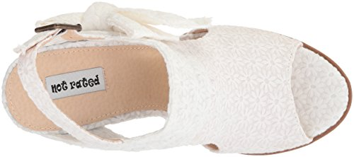 Non Valutato Womens Haida Pump White