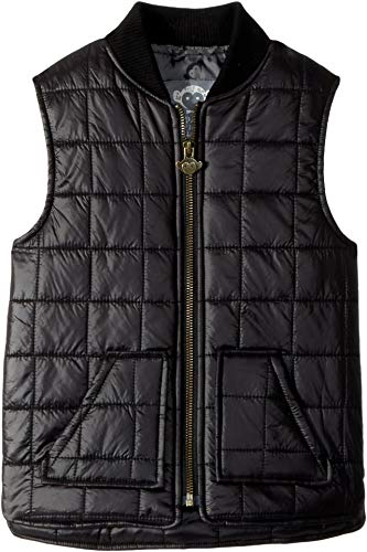 Appaman Kids Baby Boy's Puffer Producer Vest (Toddler/Little Kids/Big Kids) Black 7 by Appaman Kids (Image #1)