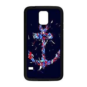 Hot Anchor Durable Protection Fantastic Hard Cover Case For Samsung Galaxy S5 TPU