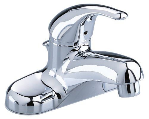 Chrome Colony Soft Single (American Standard 2175.500.002 Colony Soft Single-Control Lavatory Faucet, Chrome)