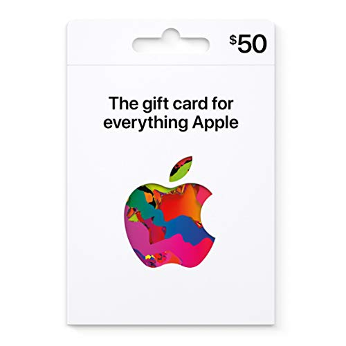 Apple Gift Card - App Store, iTunes, iPhone, iPad, Airpods, Macbook, equipment and extra