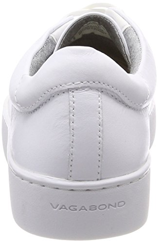 01 Zoe Vagabond Donna Bianco white Sneaker 887qU