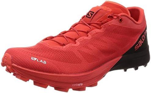 97e7edd3a30a9 Salomon S-Lab Sense 7 SG - Scarpa Trail Running - 42  Amazon.es ...