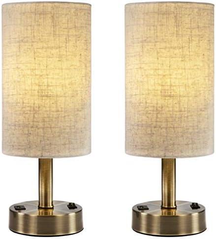 DEEPLITE Bedroom Bedside Nightstand Charging product image
