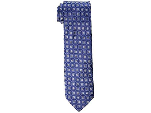 - Eton Mens Square Medallion Tie Navy One Size