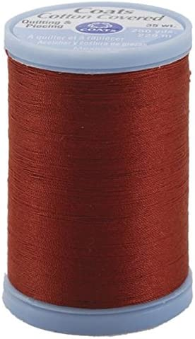 Juniper Thread /& Zippers Cotton Covered Quilting and Piecing Thread 250-Yard Coats
