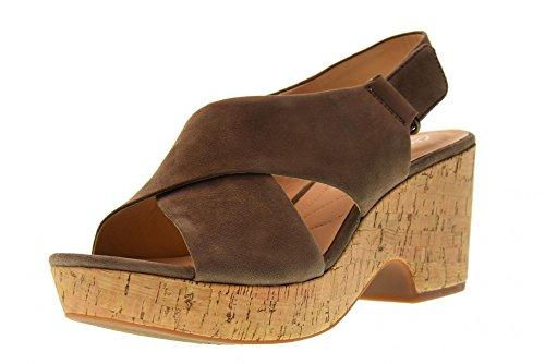 Chaussures 35 Sandales Clarks Lara Femme Oliva 26133817 5 Maritsa Taille 176dHn06