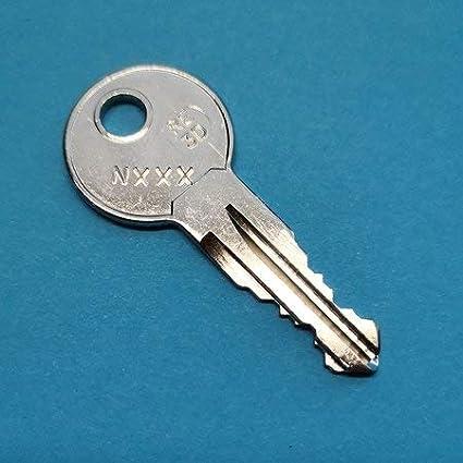 Ersatzschlüssel Für Thule Trägersysteme Schlüssel N 008 Baumarkt