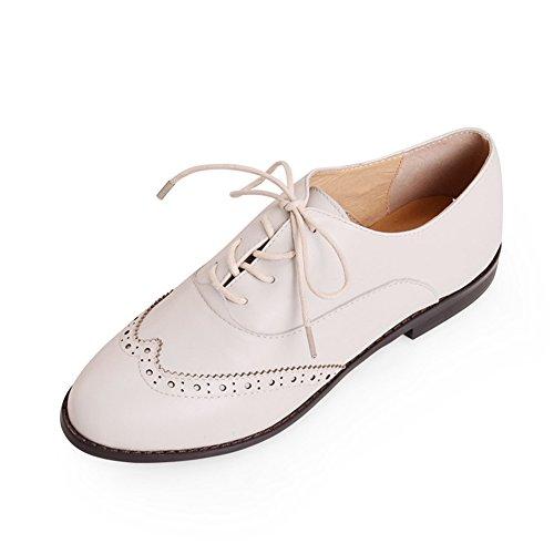 Zapatos Oxford de moda de primavera/Zapatos de mujer/Parte inferior plana redonda correa viento mujeres zapatos de Inglaterra B