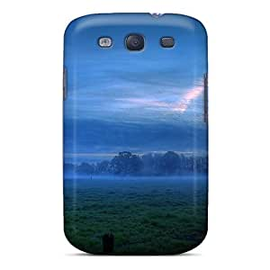 Flexible Tpu Back Case Cover For Galaxy S3 - Silence