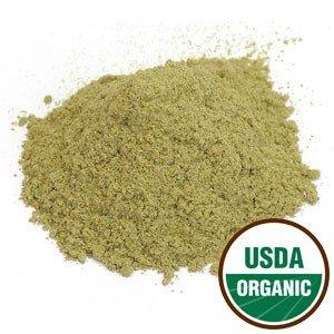 Olive Leaf Powder Organic - 4 Oz