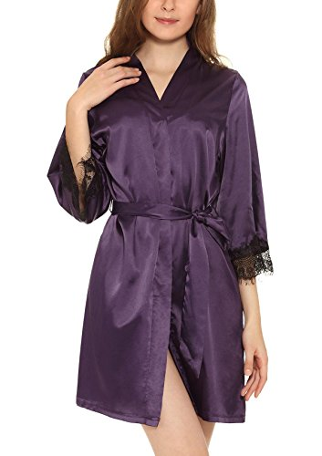 Purple Accappatoio Yulee Donna Yulee Accappatoio wX6qYIx