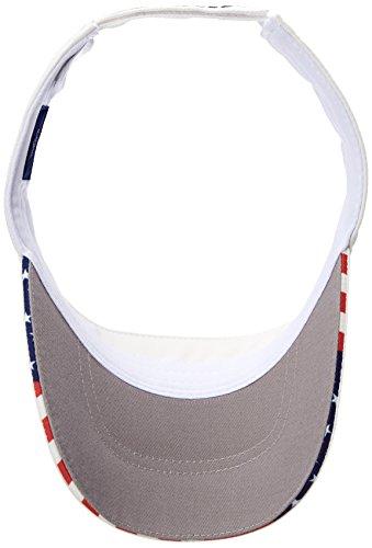 (キャロウェイ アパレル) Callaway Apparel [ レディース] 定番 ロゴ入り サンバイザー (ツアーモデル) / 247-8990900 / 帽子 ゴルフ
