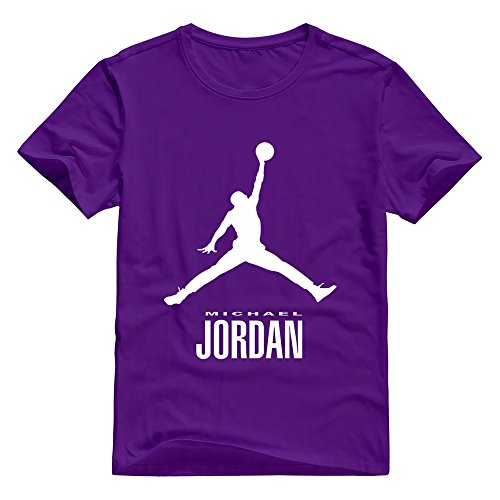 Michael-Jordan-Mens-T-Shirts-Short-Sleeve-By-EAPIS