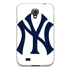 Durable New York Yankees Back Case/cover For Galaxy S4