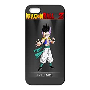 Gotenks Dragon Ball Z Anime 5 iPhone5s Cell Phone Case Black Gift pjz003_3264205
