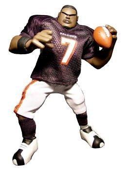 9 Extreme Athletes Atlanta Falcons Michael Vick Action Figure by NFL