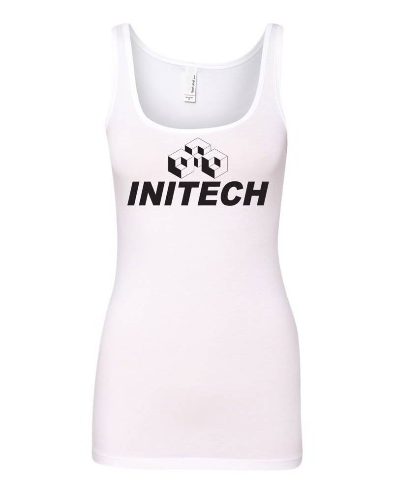 Cheapasstees Initech Office Space Movie Graphic Tank Top 2061 Shirts