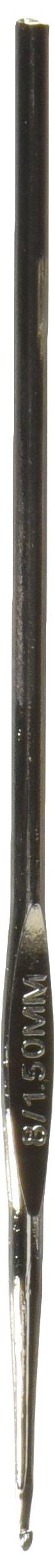 Boye - 3316208008M Aguja de Crochet, 5